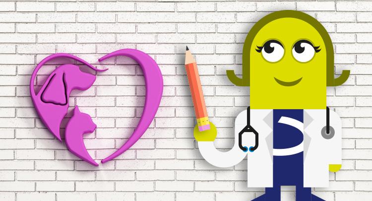 El logotipo de nuestra clínica ¿goza de buena salud?