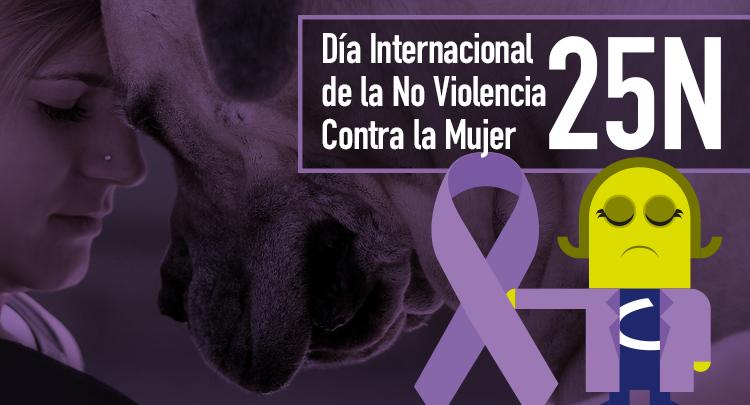 El maltrato animal y la violencia doméstica están conectadas