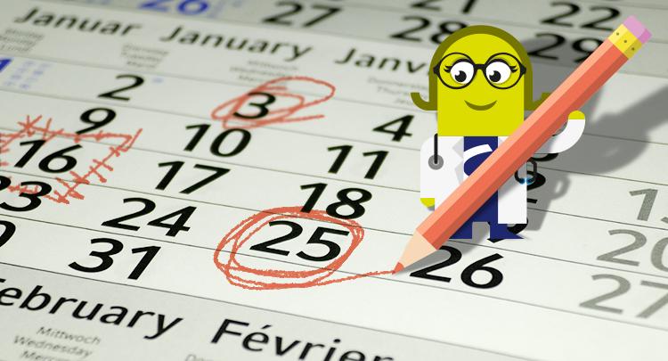 El calendario editorial: un buen propósito para el 2019